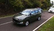 PT Toyota Astra Motor (TAM) menggelar acara bertajuk 'Journalist Test Drive All New Toyota Kijang Innova'