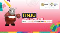 Tinju Asian Games 2018 (Bola.com/Adreanus Titus)