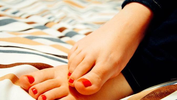 Ilustrasi kuku jari kaki. (Gambar oleh tookapic dari Pixabay)