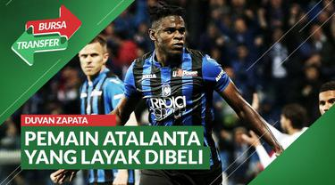 Berita Video 5 Bintang Atalanta yang Layak Dibeli di Bursa Transfer, Termasuk Duvan Zapata