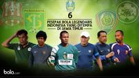 6 Pesepak Bola Legendaris Indonesia yang Ditempa di Jawa Timur (bola.com/Rudi Riana)