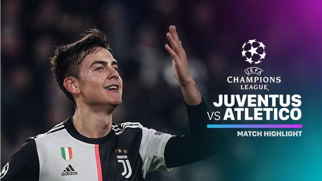 Berita video highlights matchday 5 Grup D Liga Champions 2019-2020 antara Juventus melawan Atletico Madrid yang berakhir dengan skor 1-0, Selasa (26/11/2019).