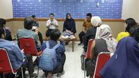 Wali Kota Surabaya Tri Rismaharini meminta Dinkes untuk menyediakan fasilitas kedokteran nuklir ini demi warga Kota Surabaya. (Foto: Liputan6.com/Dian Kurniawan)