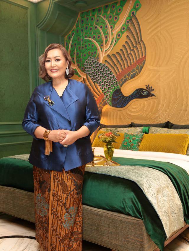 Desain Hunian Apartemen Bernuansa Budaya Indonesia Dipamerkan di Jakarta