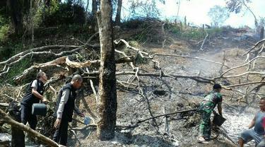 Kebakaran Lahan Gambut Bikin Udara Meulaboh Makin Sesak