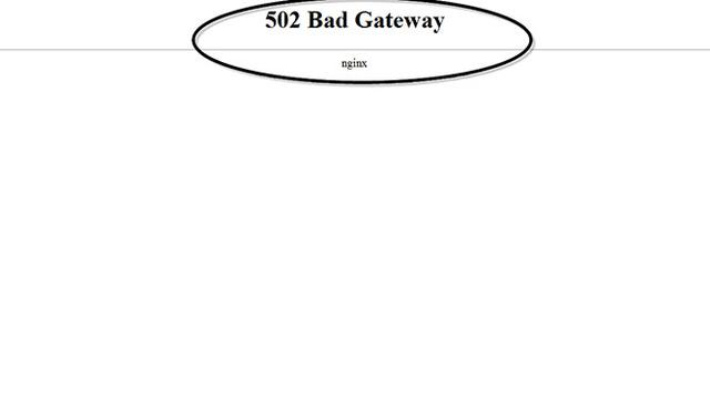 how to fix 502 bad gateway on steam