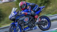 Galang Hendra ingin raih posisi tiga besar di klasemen WSSP300 (dok: Yamaha)