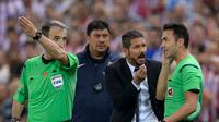 Diego Simeone (Dani Pozo / AFP)