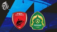 BRI Liga 1 - PSM Makassar Vs Persikabo 1973 (Bola.com/Adreanus Titus)