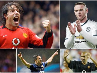 FOTO: Daftar Rekrutan Termahal Manchester United Era Sir Alex Ferguson
