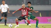 Persebaya Surabaya menelan kekalahan 1-2 dari Bali United pada laga pekan pertama Shopee Liga 1 2019, di Stadion Kapten I Wayan Dipta, Gianyar, Kamis (16/5/2019) malam WIB. (dok. Persebaya Surabaya)