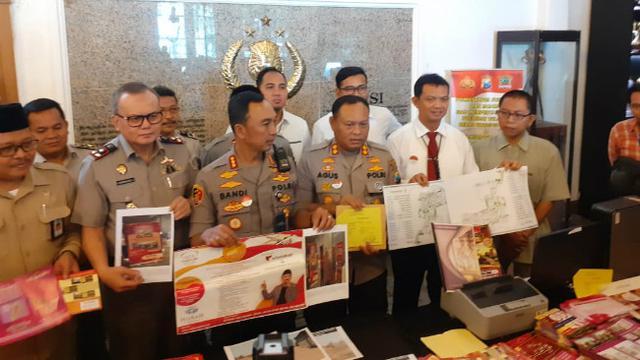 Polrestabes Surabaya Ungkap Kasus Perumahan Fiktif Berkedok