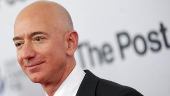 Bakal Bertemu Jeff Bezos, PM Inggris Boris Johnson Siap Tagih Pajak Amazon