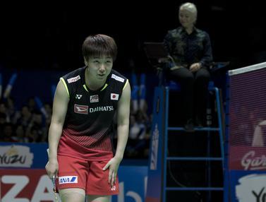 FOTO: Akane Amaguchi Juara Indonesia Open 2019 Usia Kalahkan Pusarla Sindhu