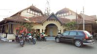 Kapolri Jenderal Tito Karnavian dan Wakapolri Komjen Ari Dono Sukmanto pernah bertugas di bangunan tua itu ketika menjabat sebagai Kapolres Serang Kota. (Liputan6.com/Yandhi Deslatama)