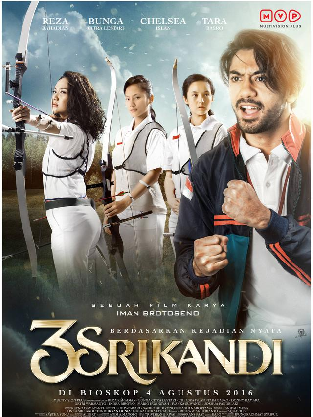 Download Film 3 Srikandi (2016) Bluray Full Movie