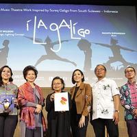 Persokonferens I La Galigo | Bambang E. Ros/Fimela.com