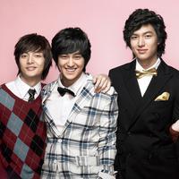 Drama Boys Over Flowers menceritakan kisah empat anak laki-laki kaya yang sekolah di SMA Shinhwa. Drama ini cocok untuk mengisi di musim panas. (Foto: soompi.com)