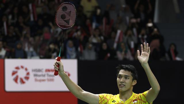 Hasil Indonesia Masters 2019: 5 Wakil Indonesia ke Semifinal