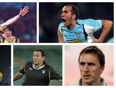 FOTO: Termasuk Pavel Nedved, Ini 5 Pemain Lazio yang Dibeli dari Juventus di Era 2000an