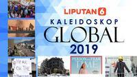Kaleidoskop 2019: 7 demonstrasi yang hebohkan dunia. Dok: AFP/AP/TIME/Liputan6.com