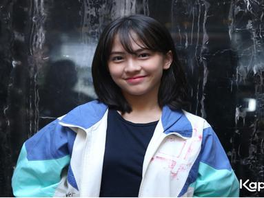 Adhisty Zara gadis cantik kelahiran 21 Juni 2003 ini dikenal sebagai salah satu anggota dari JKT48. Ia aktif menjadi anggota JKT48 yang berada di tim T sejak tahun 2016. (Kapanlagi.com/Nurwahyunan)