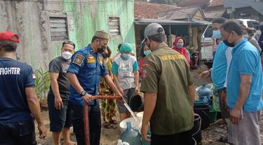 Krisis Air Bersih di Kota Bogor