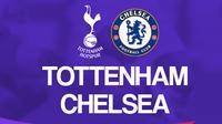 Premier League - Tottenham Hotspur Vs Chelsea (Bola.com/Adreanus Titus)
