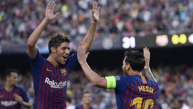 Barcelona Tidak Pernah Coret Madrid Dari Persaingan Juara
