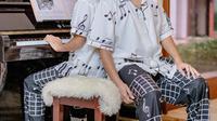 Ruben Onsu dan Betran Peto (Instagram/ruben_onsu)