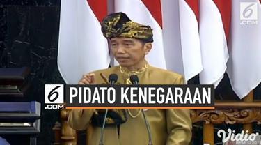Presiden Jokowi menekankan kekayaan bangsa kita saja tidak cukup, perlu ada lompatan besar dalam pengelolaan kekayaan negara agar bangsa indonesia lebih maju.