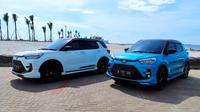 Toyota Raize. (Arief Aszhari / Liputan6.com)
