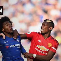 Berapa nilai para pemain Manchester United saat bermain imbang menghadapi Chelsea menurut Mirror?