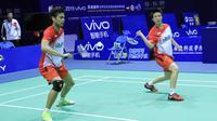 Ganda campuran Tontowi Ahmad/Liliyana Natsir Jadi tumpuan tim Indonesia di Piala Sudirman 2015 (Humas PP PBSI)
