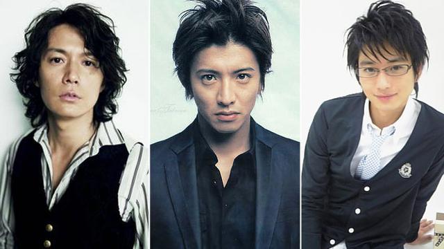 Siapa Pria Berwajah Paling Ideal Di Jepang Ini Nama Namanya