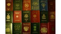 Miliki paspor terkuat di dunia dan nikmati saat mengunjungi 147 negara.