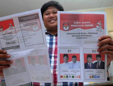 Persiapan Pemilu Ulang di Ciputat