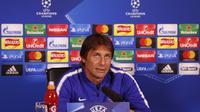 Conte tak takut teror bom London. (AFP /ADRIAN DENNIS)