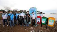 Tingkatkan Serapan Daur Ulang Plastik PET untuk Kelola Sampah Plastik. foto: istimewa