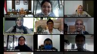 Menkop UKM Teten Masduki  pada forum diskusi virtual bertajuk Indonesia Sustainable Coffee Forum 2020, Selasa (24/6/2020), yang diselenggarakan oleh Sustainable Coffee Platform of Indonesia (SCOPI)