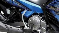 Kick starter motor