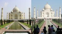 Potret Ekspektasi Vs Realita Saat Kunjungi Tempat Wisata Populer Dunia. (Sumber: pixabay)
