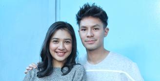 Memiliki pacar yang cerewet, Mikha Tambayong mengaku senang. Ia melihat sebagai bentuk perhatian kekasihnya Fero Walandouw.  (Adrian Putra/Bintang.com)