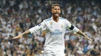 3. Sergio Ramos - Real Madrid. (AP/Francisco Seco)