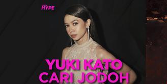 Yuki Kato Cari Jodoh Pria Lokal