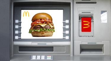 McDonald's Rilis Mesin ATM untuk Menikmati Big Mac Favorit