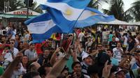 Fans Argentina (Tasso Marcelo/AFP)