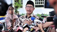 Menteri Agama Lukman Hakim Saifuddin. Dok Kementerian Agama