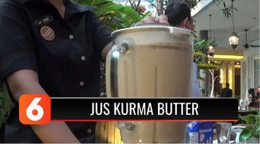 Buah kurma dikenal memiliki banyak khasiat dan manfaat. Tak heran jika buah ini diolah menjadi minuman untuk meningkatkan daya tahan tubuh khususnya di masa pandemi. Nah di Bogor, Jawa Barat, ada olahan buah kurma berupa minuman jus buah kurma butter...