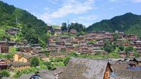 Sedang merencanakan jadwal traveling selanjutnya? Provinsi Guizhou di Tiongkok, bisa menjadi salah satu pilihan yang tepat. (Foto: Instagram @shannon_deng)